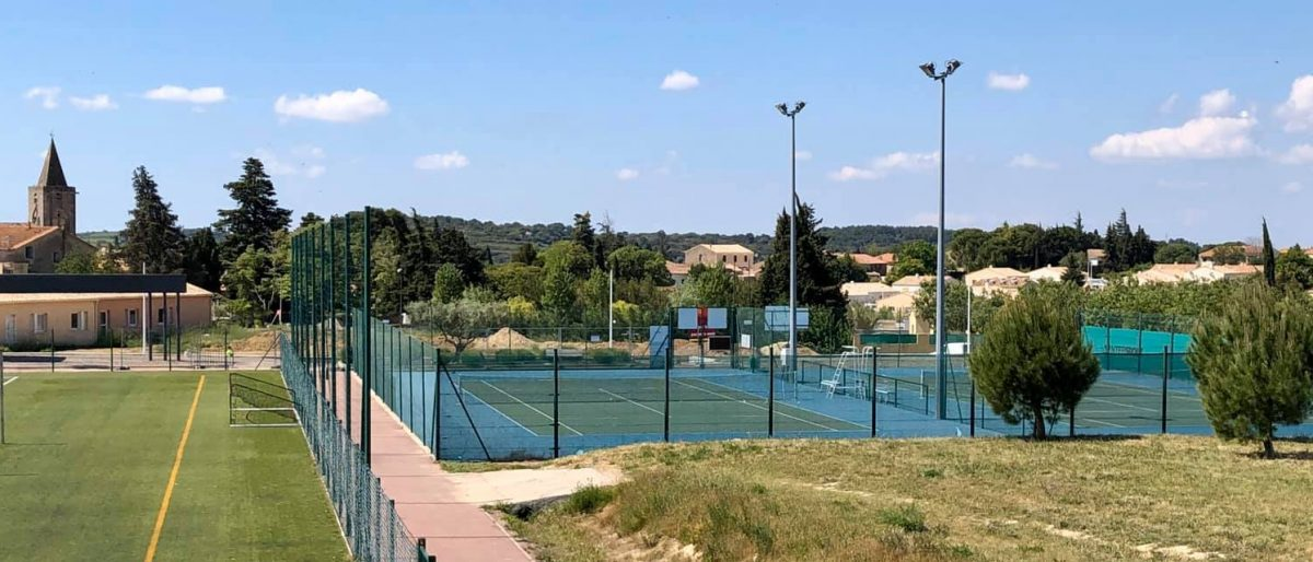 Permalink to: Cours de Tennis